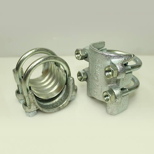 360 Degrees Bolt Clamps