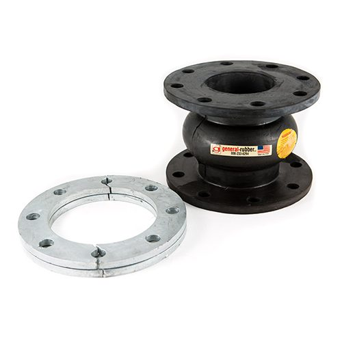 Molded Open Arch Expansion Joints