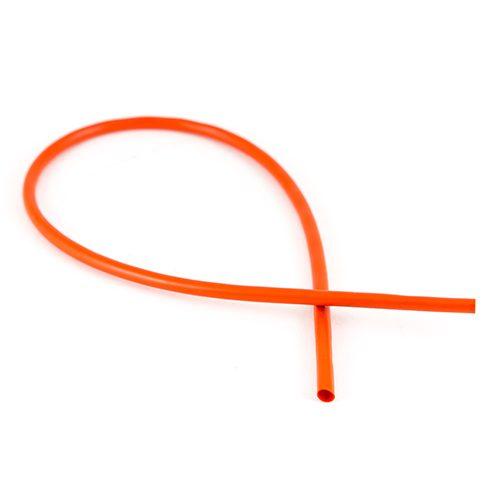 Orange Filler Tubing