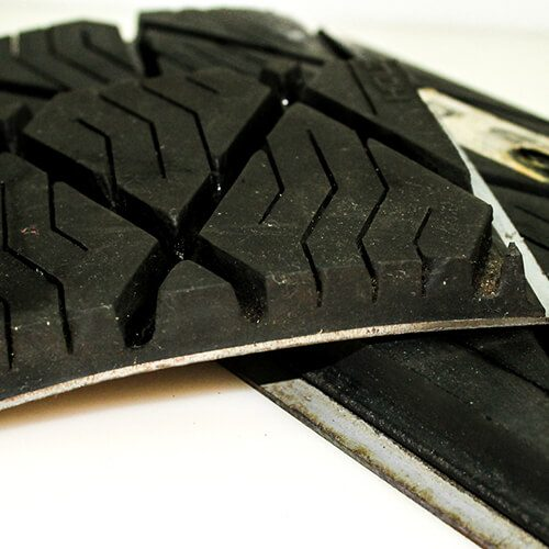 Pulley Traction Pads Slide Lag